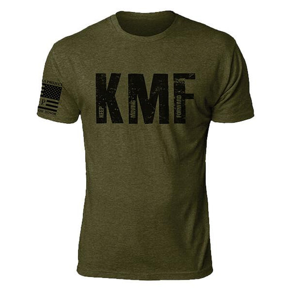 KMF (Keep Moving Forward)