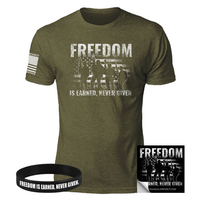 Freedom Is Earned Bundle