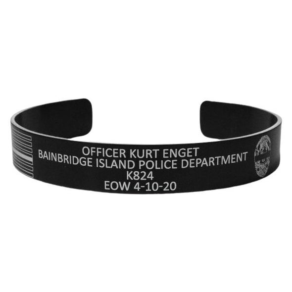 Officer Kurt Enget Memorial Band