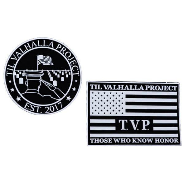 T.V.P. Patch set