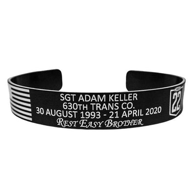 Sgt Adam Keller Memorial Band