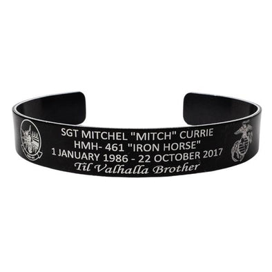 "SGT. Mitchel ""Mitch"" Currie Memorial Band"