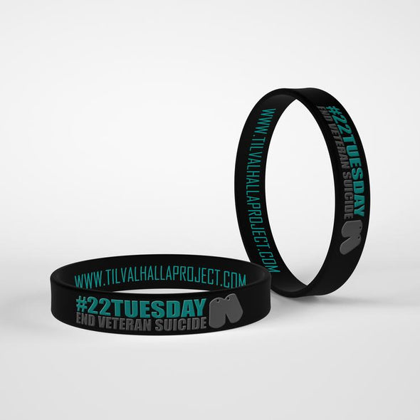 #22Tuesday - Silicone Band