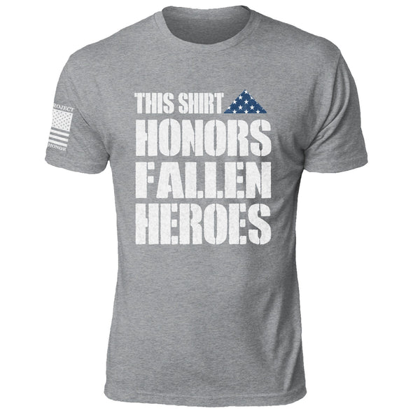 This Shirt Honors Fallen Heroes