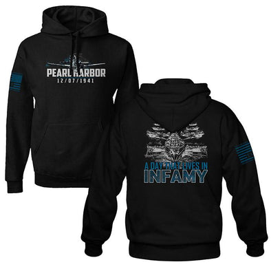 Pearl Harbor - A Day In Infamy - Hoodie