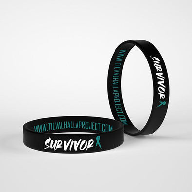 Survivor - Silicone Band