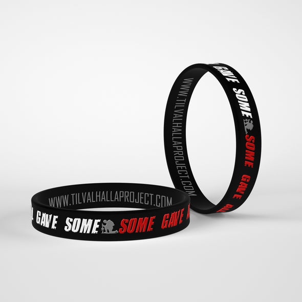 All Gave Some, Some Gave All - Silicone Band