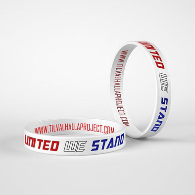 United We Stand - Silicone Band