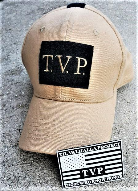 T.V.P. Hat + (Free Patch)