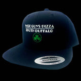 Wise Guys Pizza Hat (All Black)