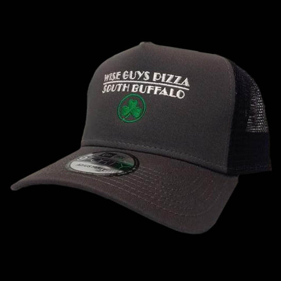 Wise Guys Pizza Hat (Gray)