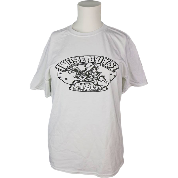 Wise Guys T-Shirt (Black & White)