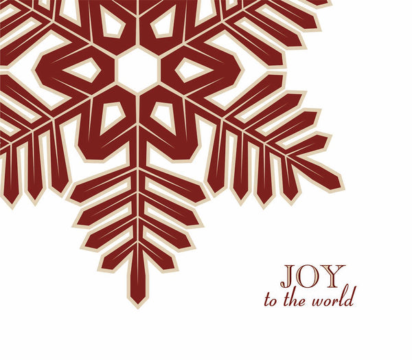 Snowflake Christmas Cards - Assortment