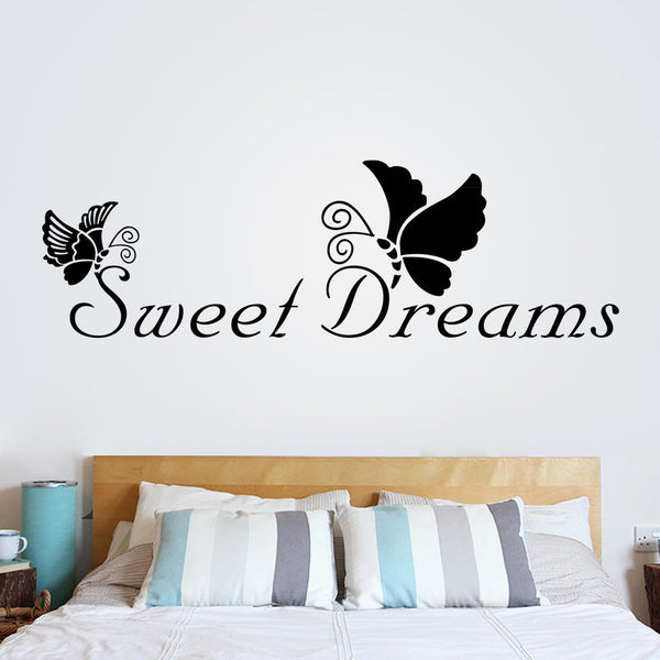 Sweet Dreams Wall Cling
