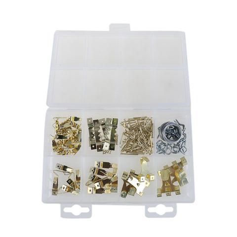 177 PCS Screw Set Picture Framing  Hardware Set