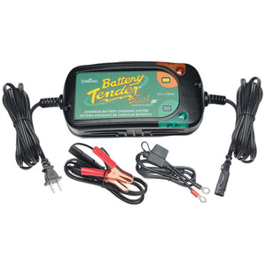 Battery Tender 12-volt 1.25-amp Battery Tender Plus High Efficiency