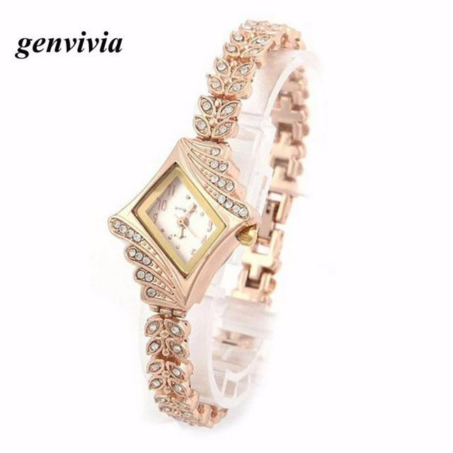 Genvivia New Fashion Watch Women