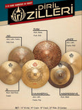Diril Cymbals Serie Shehrazad