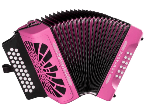 ACORDEON HOHNER Compadre Sol-Do-Fa