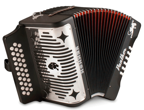 ACORDEON HOHNER PANTHER A4800S SOL-DO-FA