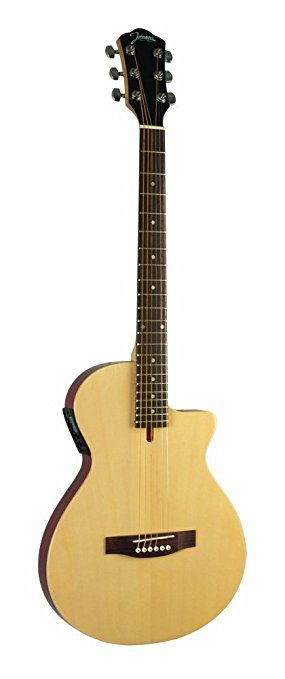 Guitarra Electroacustica Johnson JG-50-NA