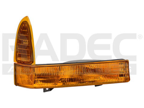 CUARTO FRONTAL  F-350/SUPER DUTY/EXCURSION 99-01 AMBAR DEPO DER