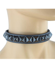 Choker 3/4' With Pyramid
