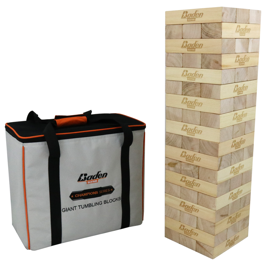 Champions Giant Tumbling Blocks