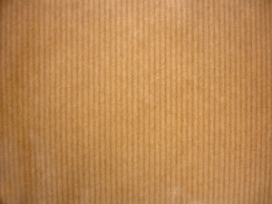 Simple Brown Wrapping Paper 70x500CM