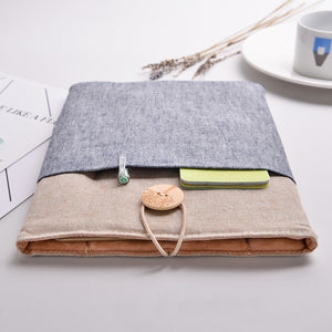 Camel Grey 13 inch Macbook Pro & Air Sleeve