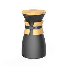 Load image into Gallery viewer, Bamboo Wood Coffee Filter Pot