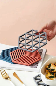 Geometric Table Mats