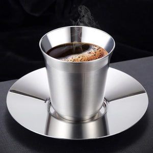 Double Wall Espresso Cup