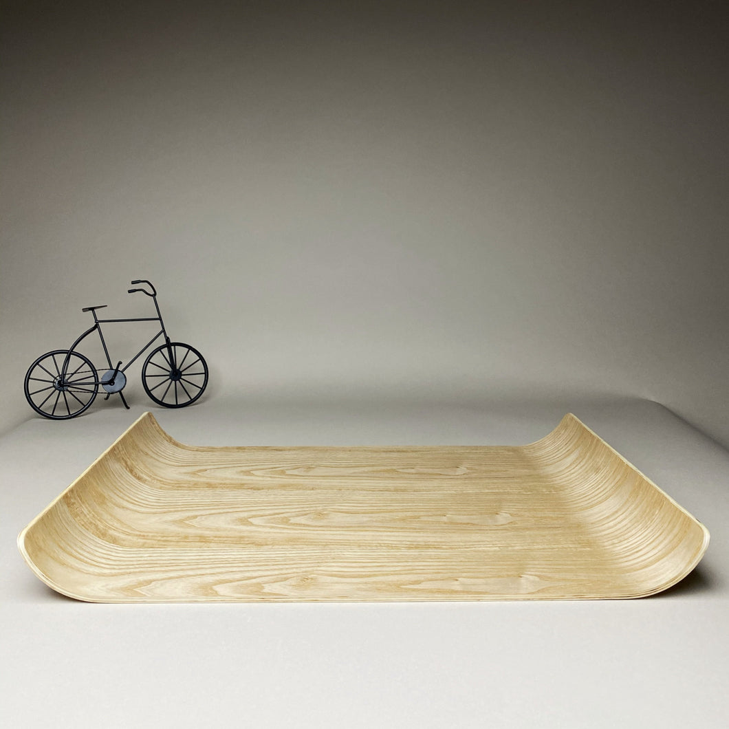 The Curvy Wooden Tray