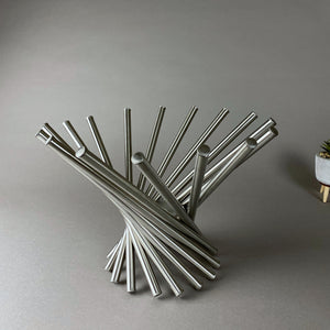 Stainless Steel Spiral Fruit Basket