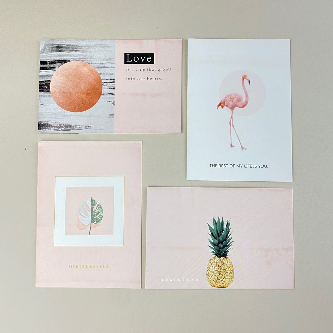 The Pink Gift Cards Collection