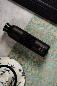 Sip it Black Thermal Bottle 500ML