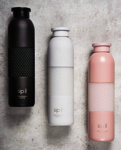 Sip it Pink Thermal Bottle 500ML
