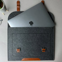 Load image into Gallery viewer, Brown 13 inch Macbook Pro & Air Case
