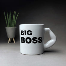 Load image into Gallery viewer, Huge Big Boss Mug