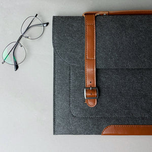Brown 13 inch Macbook Pro & Air Case