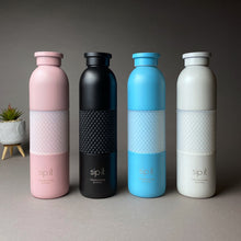 Load image into Gallery viewer, Sip it Black Thermal Bottle 500ML