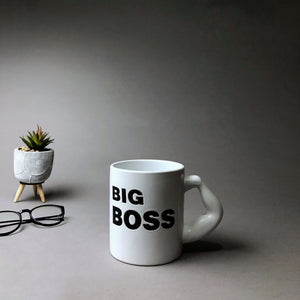 Huge Big Boss Mug