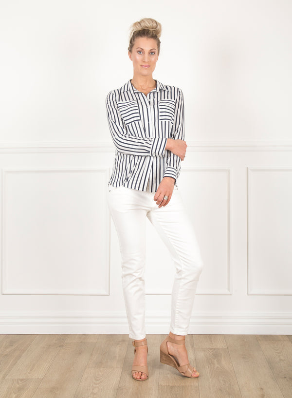 Soho Stripe Shirt