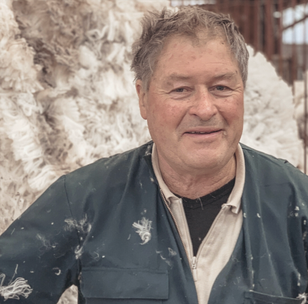 PERRIAM PEOPLE: Meet our Wool Classer Ian Shaw