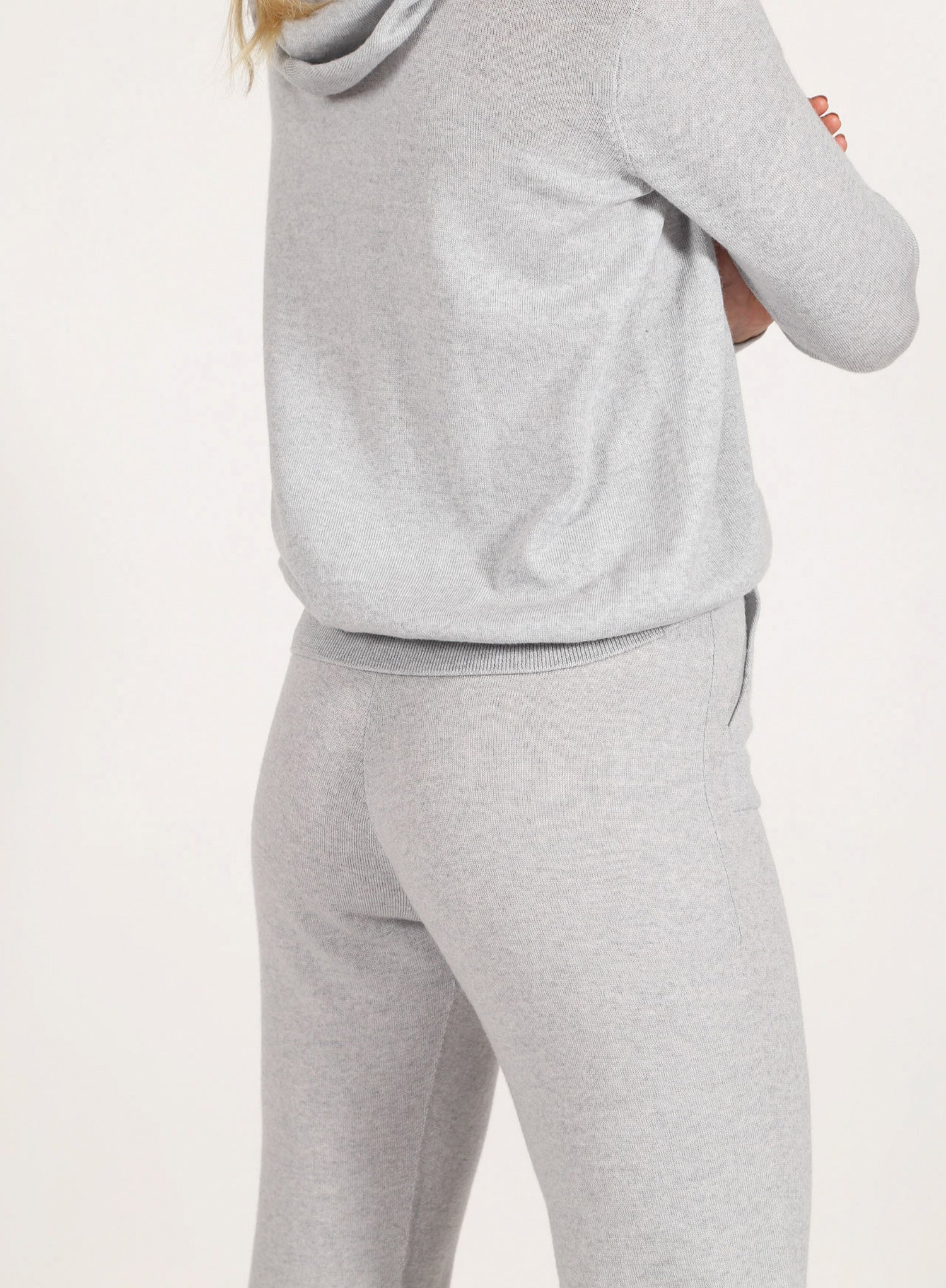 PW Ultrafine Merino Pant - Cloud