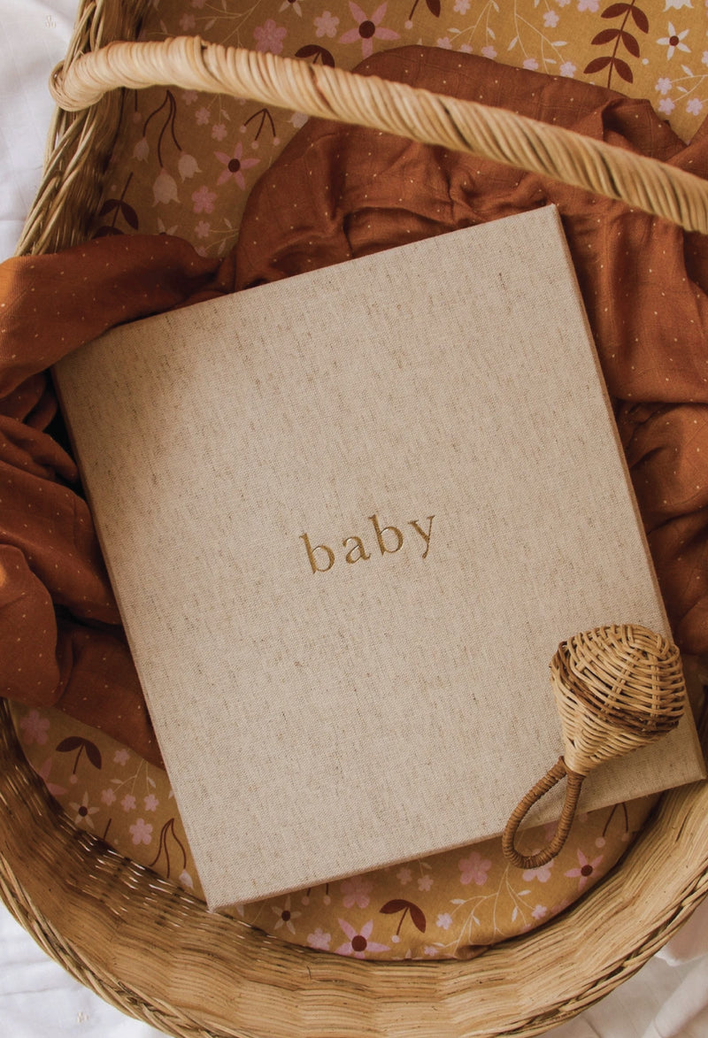 Baby Journal - Birth To Five Years Boxed