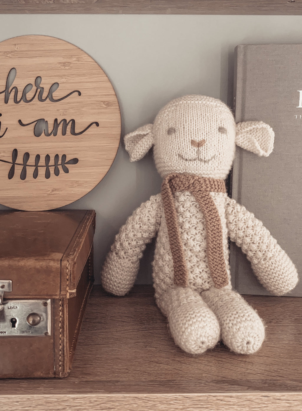 PH Jemima The Lamb Pattern