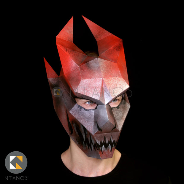 Ifrit Demon Mask