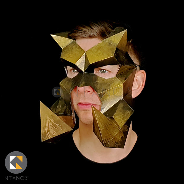 Bewilderbeast Mask